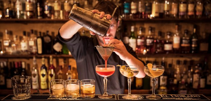 From classics done right, to signature libations that will blow your mind, these are the hotel bars that are driving the city's cocktail scene.