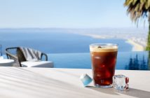 If you're looking to beat the heat, Nespresso's new Barista Creations for Ice range features blends that taste their best when chilled.