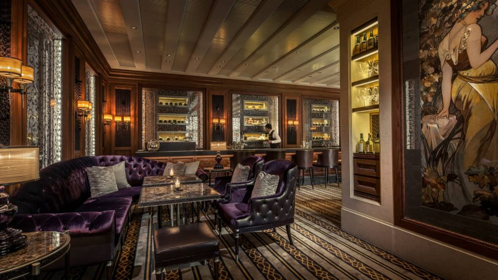 Caprice Bar - From classics done right, to signature libations that will blow your mind, these are the hotel bars that are driving the city's cocktail scene.