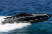 The new Tecnomar for Lamborghini 63 yacht combines the timeless finesse of the raging bull and the maritime tech of The Italian Sea Group.