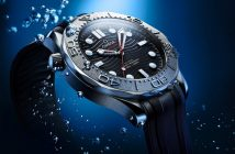 The new Omega Seamaster Diver 300M Nekton Edition helps fund vital research into sea conservation.