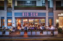 Make the most of the summer months and take your next meal outside with these leading Hong Kong alfresco dining destinations.
