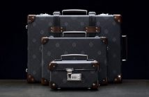 The new Globe-Trotter Travel Capsule collection combines the artisanal heritage of both Globe-Trotter, founded in 1897, and Berluti, established just two years earlier.