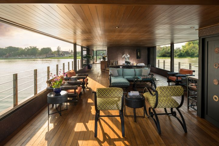 Capturing the elegance of a bygone era, the Loy River Song takes travellers on an unforgettable journey up one of Asia's most beautiful rivers.