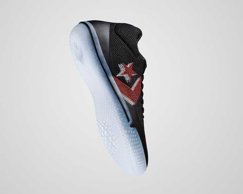 Converse return to the basketball court with the arrival of the All Star BB Evo, low profile sneakers designed for maximum movement and agility.