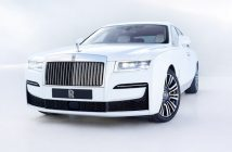 With the new Rolls-Royce Ghost, the British auto brand has redefined the pleasures of driving for lovers of The Spirit of Ecstasy.