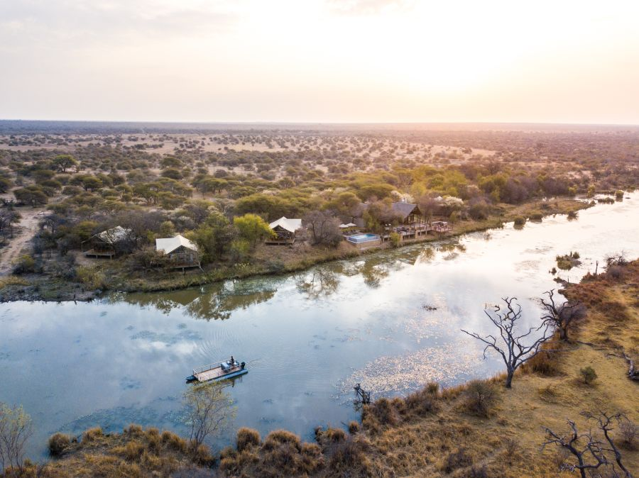 South Africa's new Marataba Conservation Camps are just the place for budding conservationists to escape from the bustle of the world.