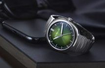 Subtle and elegant, the newest addition to H. Moser & Cie's Streamliner collection marries futuristic lines with timeless horology.