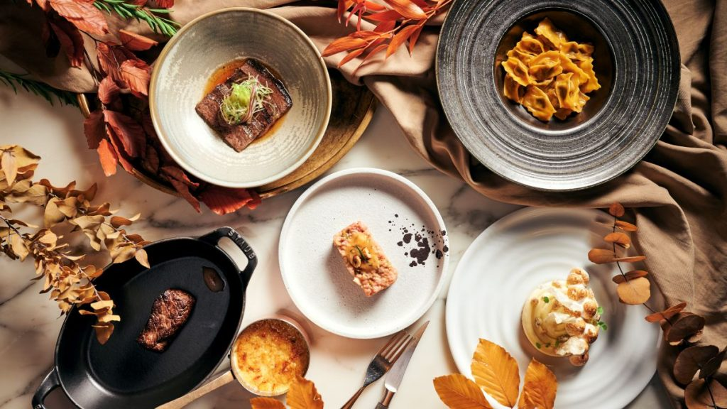 Central Hong Kong's Michelin-starred shrine to steak, Beefbar, has created a new seven-course Autumn degustation menu we think you might like.