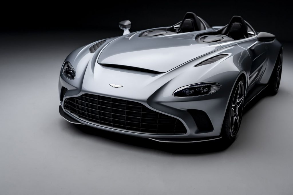 Limited to just 88 units with deliveries in Q1 2021, the Aston Martin V12 Speedster is a truly visceral driver's car.