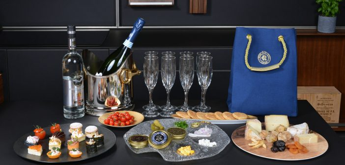 If you don't know your osetra from your beluga but have a hankering for luxury, this new caviar workshop experience in Hong Kong just might be for you.