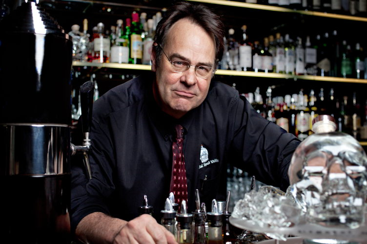Following the global success of Canadian comedian Dan Aykroyd's Crystal Head Vodka, the brand has released an Onyx edition in time for Halloween.