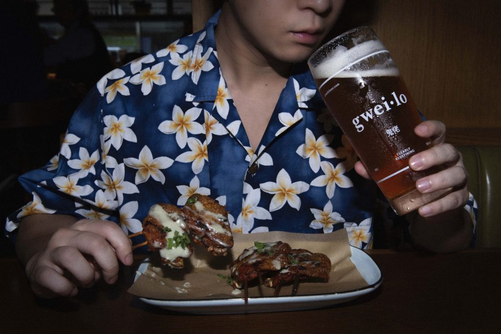 Farewell the last summer days at Hong Kong's Flower Years, and the bar's Local Beer Fest, championing locally brewed goodness.