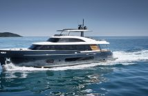 Quietly in the market for a yacht that combines great looks and the ability to escape humanity? The new Magellano 25 Metri by Azimut is for you.