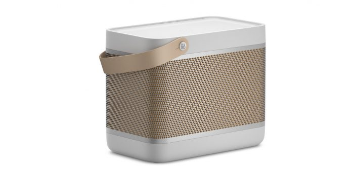 Bang & Olufsen's upgraded 2020 Beolit 20 speaker is packed with power, portability potential, and savvy design.