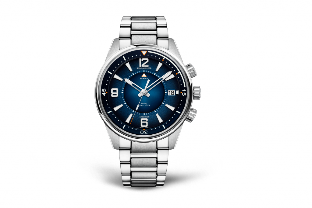 Capturing the brand's rich dive watch heritage, Swiss watch maison Jaeger-LeCoultre adds two striking new models to its Polaris collection.