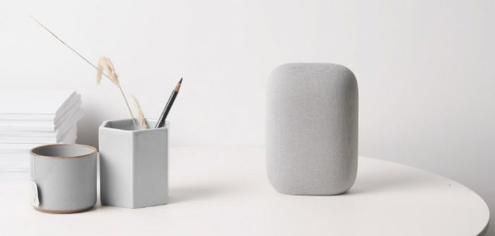 The new Nest Audio smart speaker from Google is a home entertainment system in a sophisticated little package.