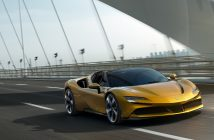 Ferrari launches its first production plug-in hybrid convertible with the arrival of the game-changing SF90 Spider.