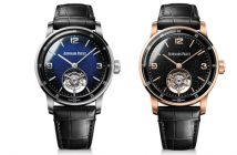 Swiss watch brand Audemars Piguet presents two new additions to its acclaimed Code 11.59 Tourbillon collection.