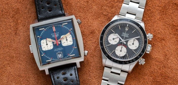 If you've been looking for the ultimate addition to your watch collection, some very special timepieces are coming up for auction next month.