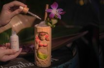 If a shot of rum isn't enough to set your nerves to right, Hong Kong bar Honi Honi is now serving CBD cocktails.