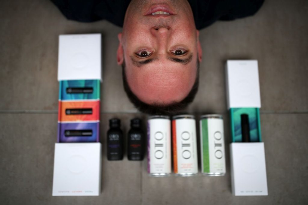We talk pain relief, tackling anxiety, weed miscommunication, and the potential of CBD with OTO CBD founder James Bagley.