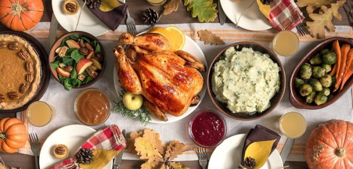 It may not be home but you can still celebrate Thanksgiving in Hong Kong in style. Assemble friends and family and make for these restaurants for the season's best Thanksgiving feasts.