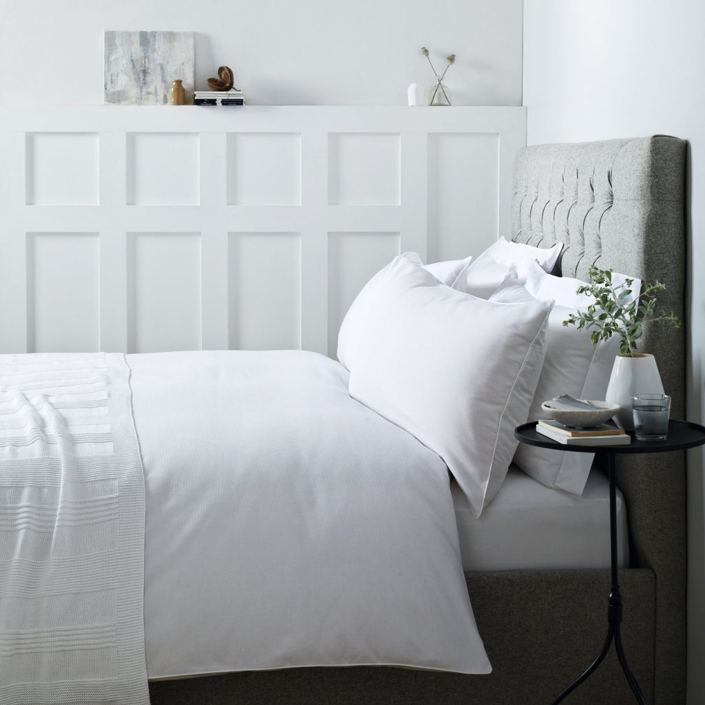 The White Company - Ensure your bedroom is an extension of your own style and personality and a space of calm and respite with these carefully selected essentials.