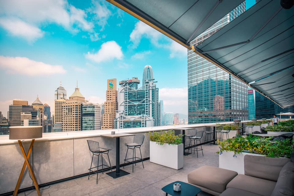 Marrying Hong Kong architectural heritage with contemporary hospitality, The Murray should be your first luxury staycation selection.