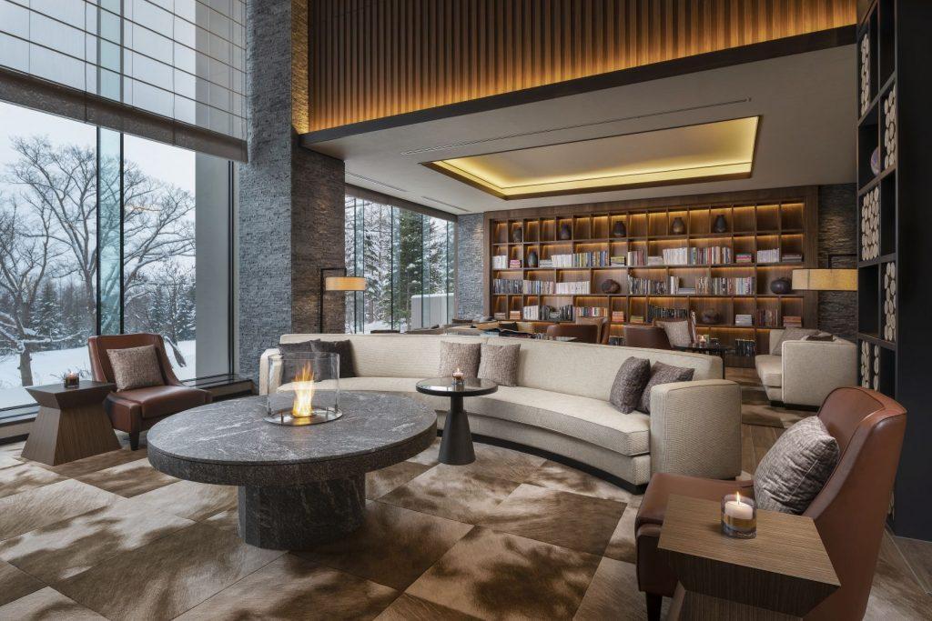 If you're looking to combine luxury with your off-piste antics, Higashiyama Niseko Village, a Ritz-Carlton Reserve, has opened in Niseko.