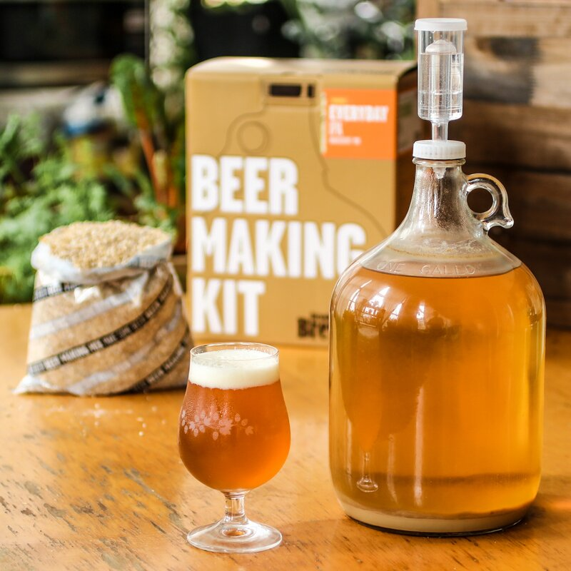 Brooklyn Brew Shop - It's been a hell of a year and who knows what's next. Show your closest mates you've got their back with one of these he-tastic gift ideas.