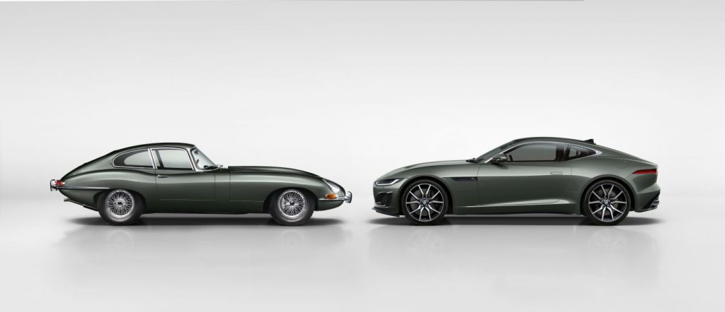 The new Jaguar F-Type Heritage 60 from SV Bespoke Features plays homage to the legendary E-Type.