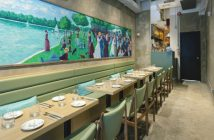 As the mercury drops, the innovative dishes of new French bistro Les Papilles are set to seduce the palates of Hong Kong diners.