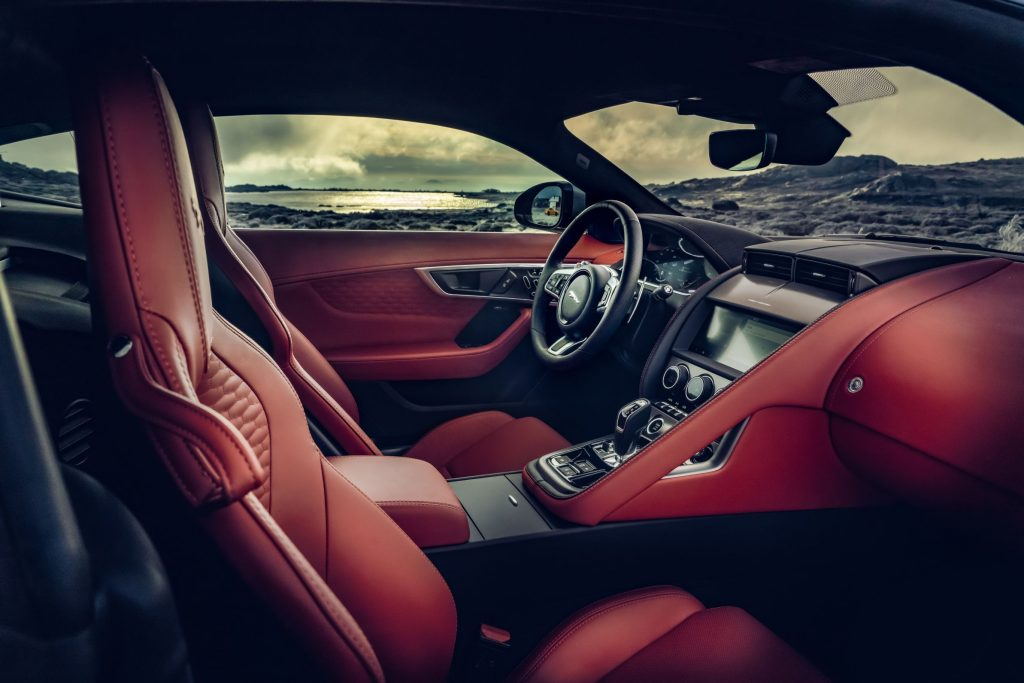 With a new design, new technology, and the same sculpted lines that made it an icon, the new Jaguar F-Type is a big cat with attitude.