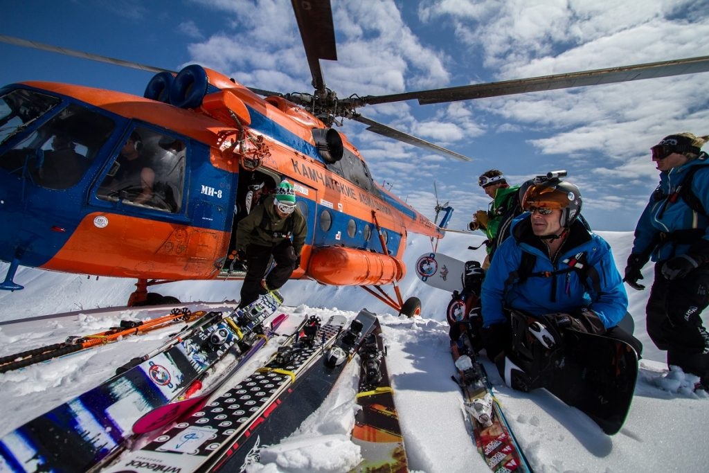 Looking for travel ideas that will shake off the gloom of the pandemic? How about heliskiing Russia's remote Kuril Islands aboard the La Datcha?