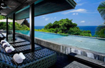 Yin and Yang, two unique clifftop villas, combine chic surrounds and the best of tropical living on Thailand's favourite hideaway island.