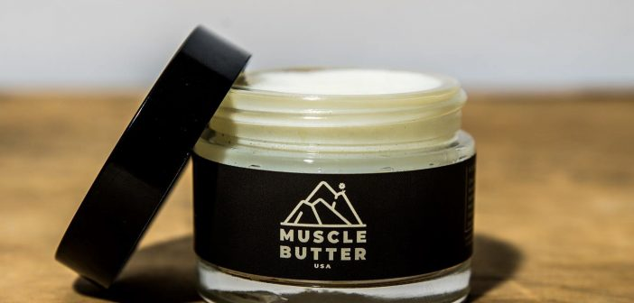 If you're ending the pain of your first New Year's resolution workouts, you might want to reach for a dollop of Muscle Butter.