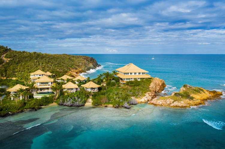 Moskito Island - From chic urban hideaways to new tropical shrines to sunshine, 2021 will see an array of new hotels and resorts opening across the globe. Here are some of our favourites.