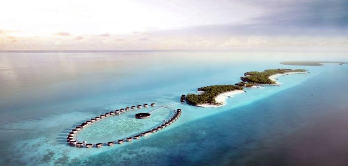 Already making travel plans for after the Covid-19 dust settles? The Ritz-Carlton Maldives, Fari Islands is opening just in time.