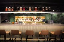 OBP brings a contemporary take on Korea's iconic gastropub culture to Central Hong Kong.