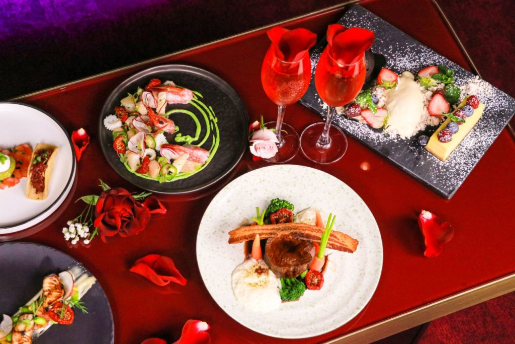 C45 - Valentine's Day is here again, and this year you might be celebrating your relationship surviving lockdowns and global pandemics so do it in style with one of these top Hong Kong Valentine's Day dining experiences.