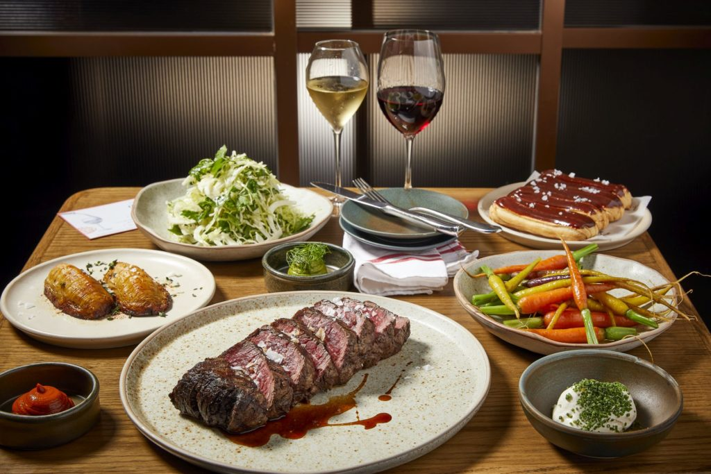 District 8 - Valentine's Day is here again, and this year you might be celebrating your relationship surviving lockdowns and global pandemics so do it in style with one of these top Hong Kong Valentine's Day dining experiences.