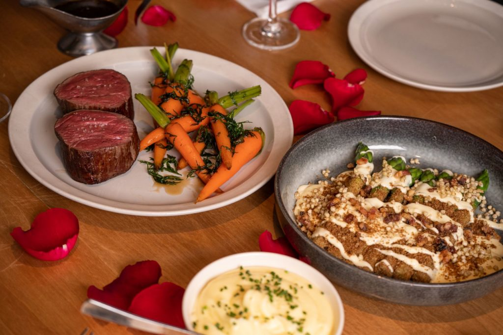 Feather and Bone - Valentine's Day is here again, and this year you might be celebrating your relationship surviving lockdowns and global pandemics so do it in style with one of these top Hong Kong Valentine's Day dining experiences.