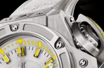 From luminous indices to thick, watertight cases, every detail in these three new dive watches caters to explorers bound for the depths of the sea.