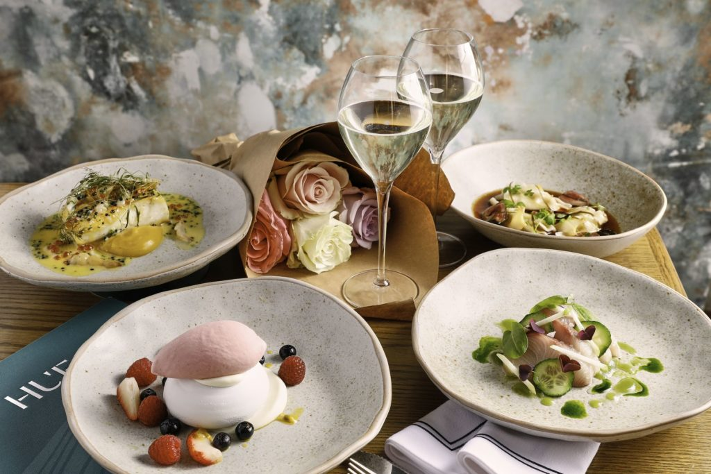 Hue - Valentine's Day is here again, and this year you might be celebrating your relationship surviving lockdowns and global pandemics so do it in style with one of these top Hong Kong Valentine's Day dining experiences.