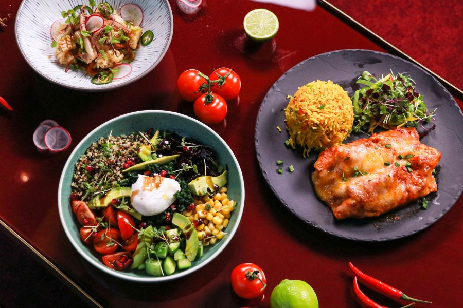 Add a touch of spice to your weekday lunch with a new Mexican menu at Lan Kwai Fong's newest clubbing destination, C45.