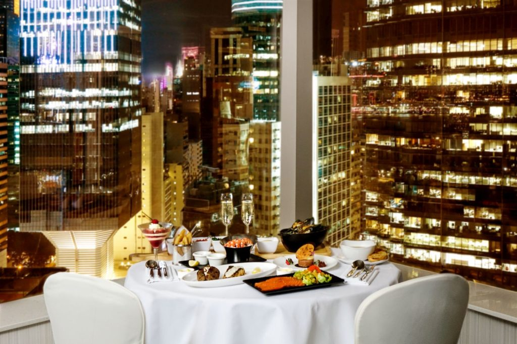 JW Marriott - Valentine's Day is here again, and this year you might be celebrating your relationship surviving lockdowns and global pandemics so do it in style with one of these top Hong Kong Valentine's Day dining experiences.