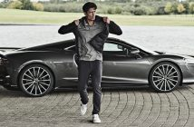 British supercar company McLaren Automotive and British sportswear brand Castore have collaborated on their first technical male sportswear collection.