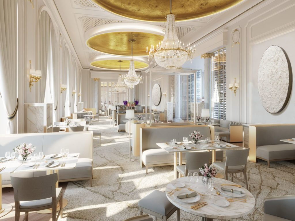 Mandarin Oriental Ritz Madrid - From chic urban hideaways to new tropical shrines to sunshine, 2021 will see an array of new hotels and resorts opening across the globe. Here are some of our favourites.