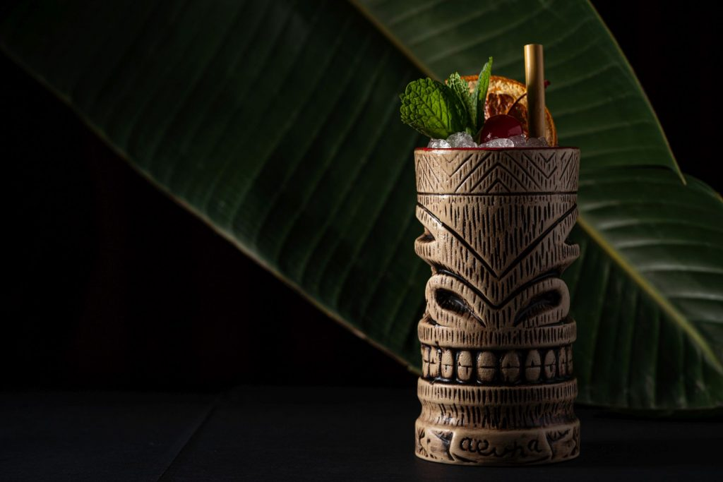 The Maha Hiki Lounge by Honi Tiki Cocktail isn't a tongue twister designed to challenge your sobriety; it's Hong Kong's newest ode to rum drinks.